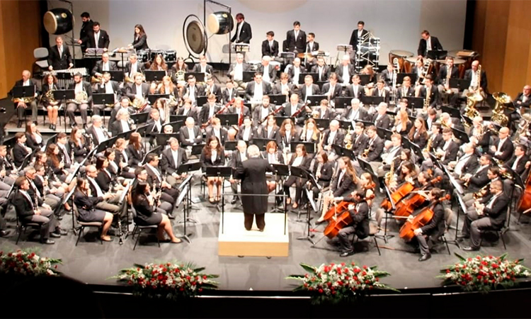 Unio Musical Torrent Inscripcio CIBM Ciutat Valencia