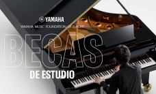 Becas Yamaha Yamaha Music Foundation Europe